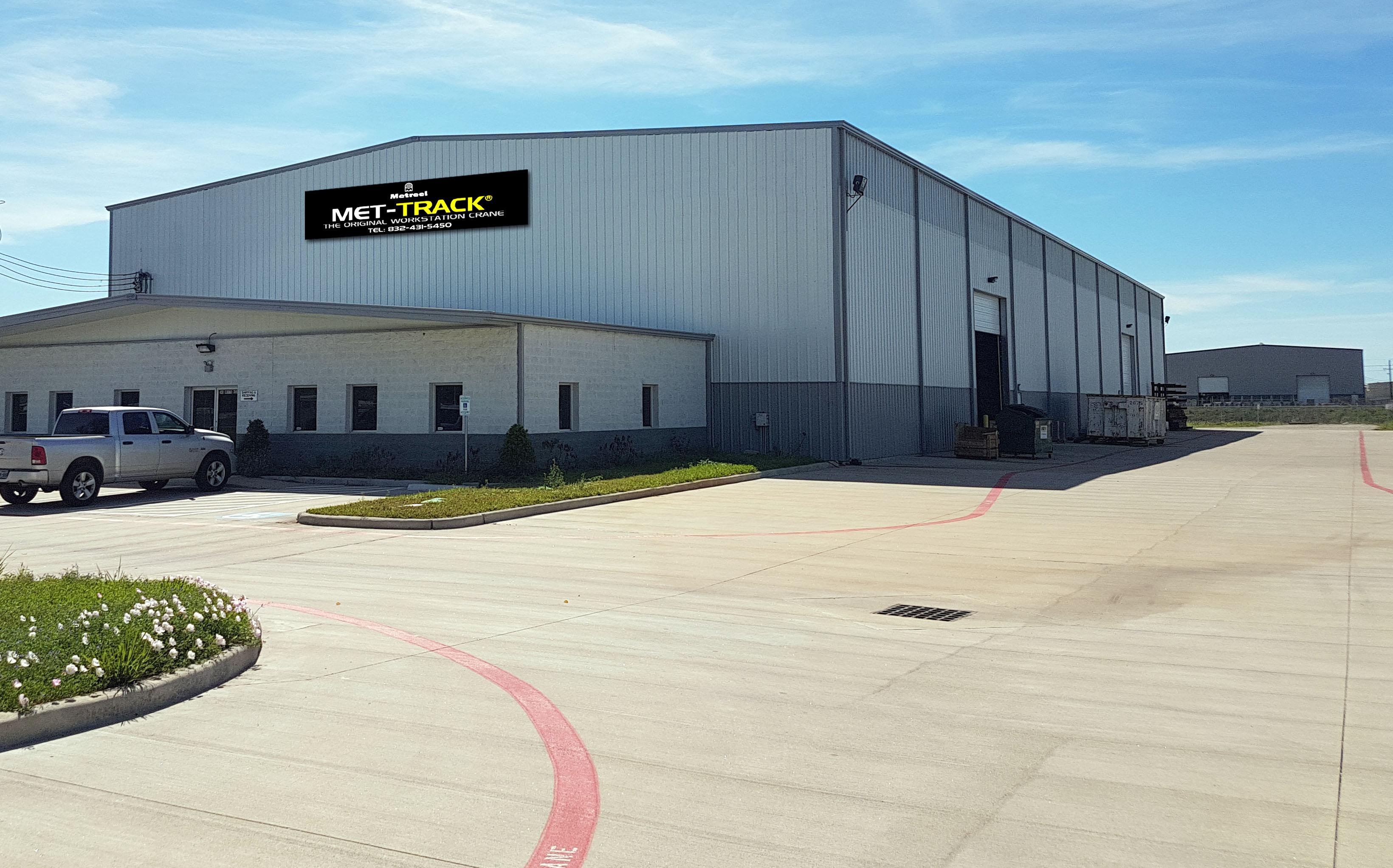 Metreel Inc Building